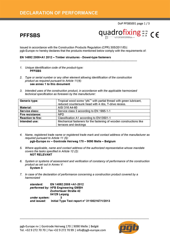 CE certifikát - stáhnout v PDF